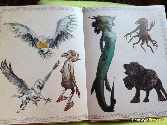 """Книга """"Гарри Поттер. Волшебная раскраска"""" Insight Edition фото"""