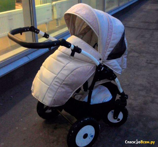 Детская коляска Slaro Camila (2 в 1) фото