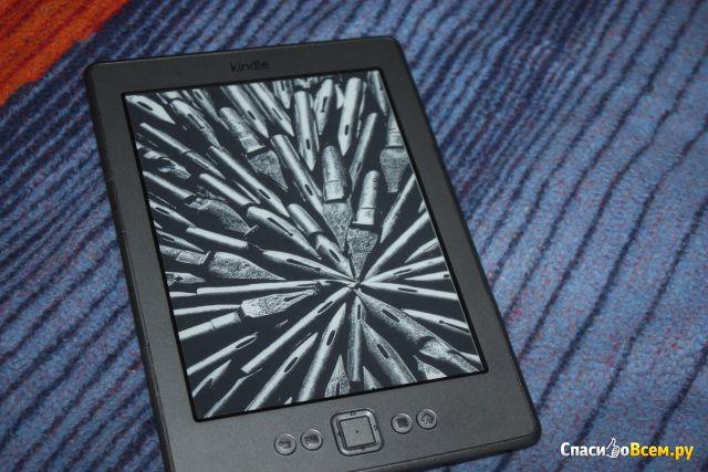 Электронная читалка Amazon Kindle 4 фото