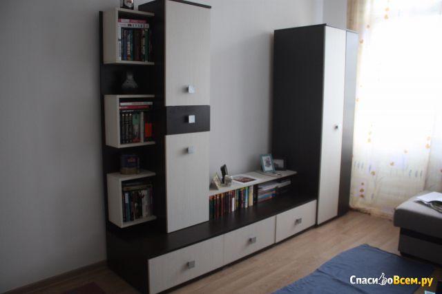 Гостиная Прага Много Мебели