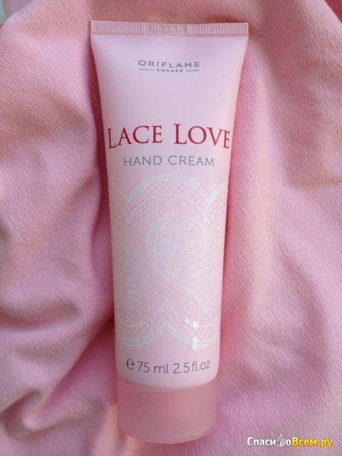 "Крем для рук Oriflame ""Lace Love"""