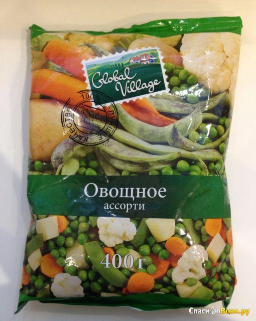 Овощное ассорти Global Village