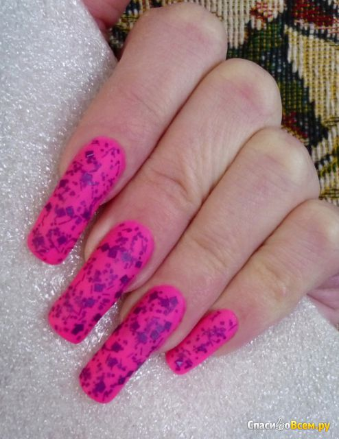 Лак для ногтей Golden Rose Carnival №8