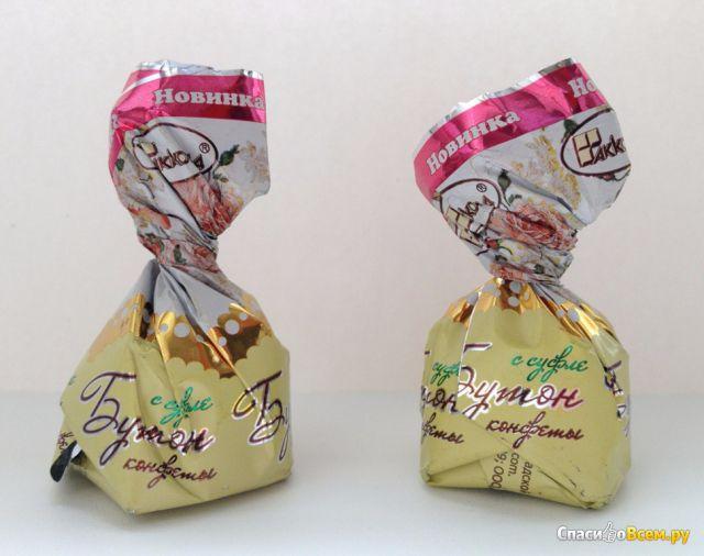 """Конфеты Акконд """"Бутон"""" с суфле и молочной начинкой"""