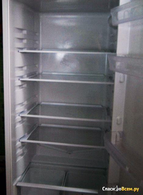 Двухкамерный холодильник Indesit NTA 18 фото