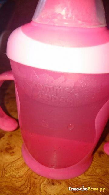 Чашка-непроливайка Tommee Tippee Explora Easiflow арт. 44600480 фото