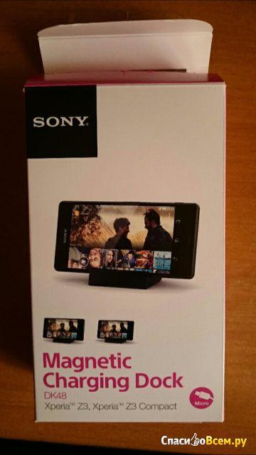 Док-станция Sony DK48 для Xperia Z3/Z3 Compact фото