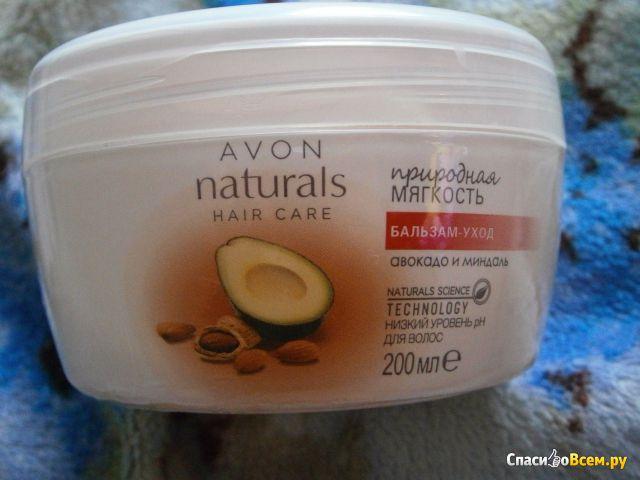 Avon бальзам для волос
