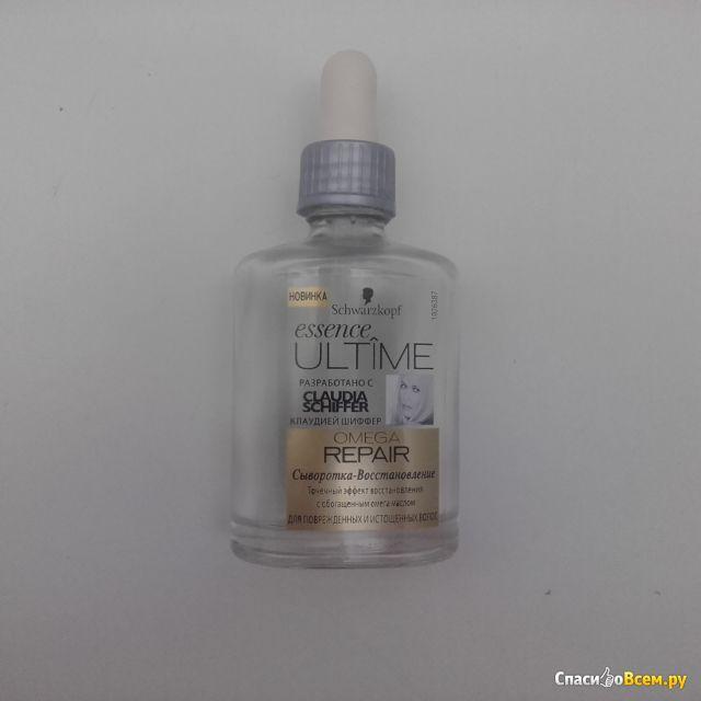 Сыворотка-восстановление Schwarzkopf Essence Ultime Omega Repair