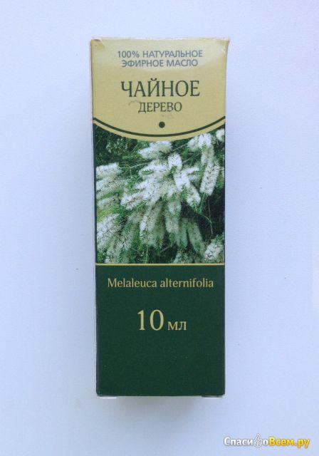 """Эфирное масло """"Чайное дерево"""" Омега 100% натуральное фото"""