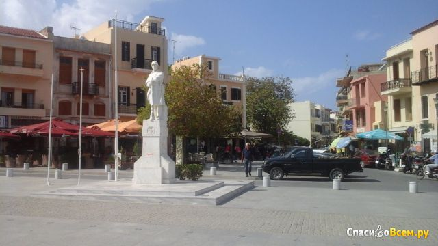 Город Ретимно (Крит, Греция) фото