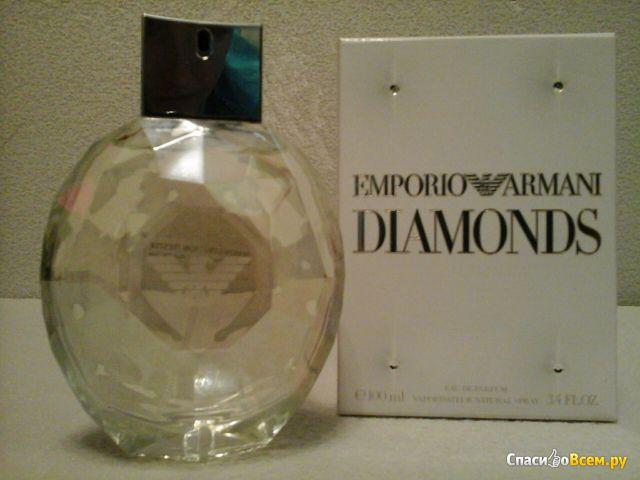 Парфюмированная вода Giorgio Armani Emporio Armani Diamonds фото