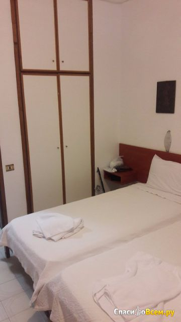 Отель Dionysos Hotel & Apartments 3* (Греция, Халкидики)
