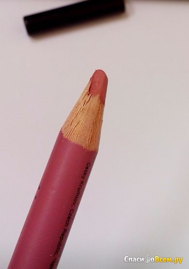 "Карандаш для губ Eva mosaic Make Up Lips Lip Liner ""Флирт"""
