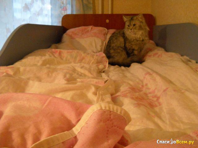 """Детская кровать-чердак Мезонин """"Квартет 2"""" фото"""