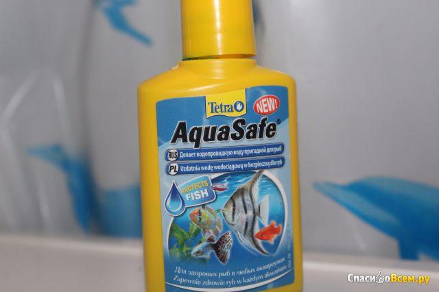 """Кондиционер для аквариумной воды """"Tetra Aqua Safe"""""""