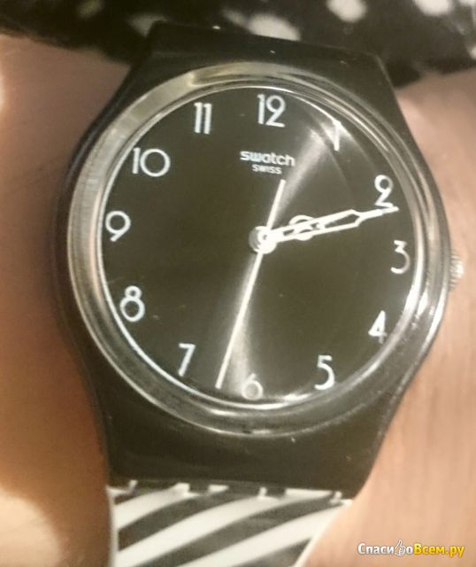 Часы женские Swatch GB275 фото