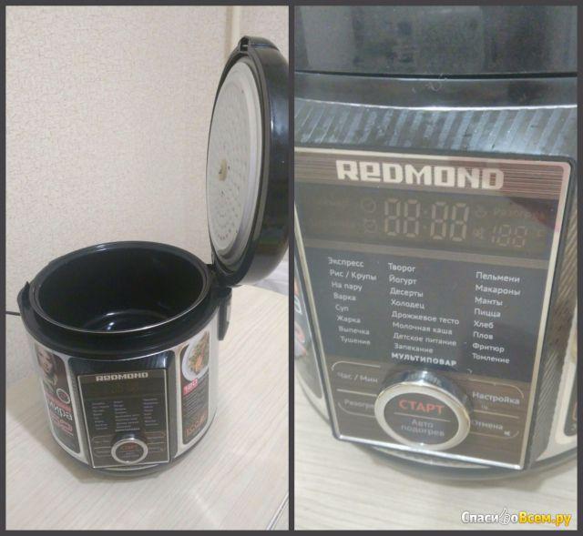 Мультиварка Redmond RMC-M13 фото