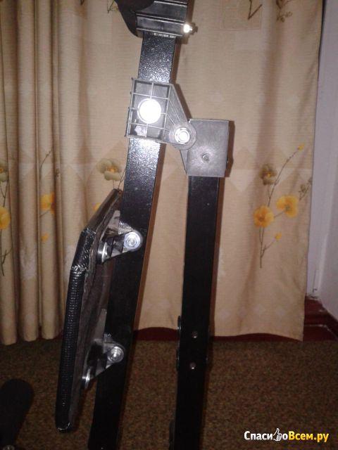 Скамья универсальная для пресса и мышц спины Leco Starter гп418 фото