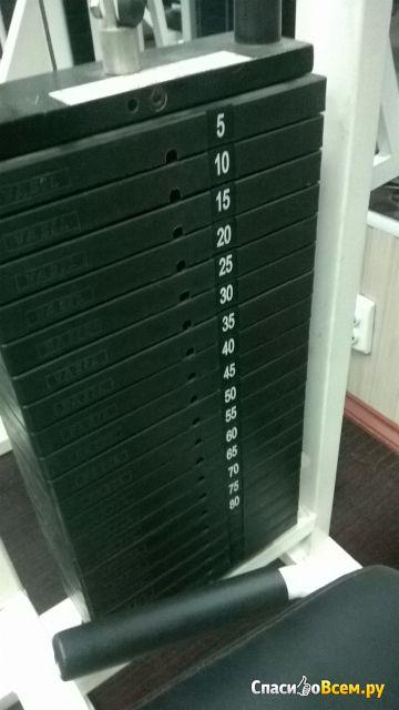Тренажер Gym Vasil  В.314 для мышц разгибателей бедра, сидя фото