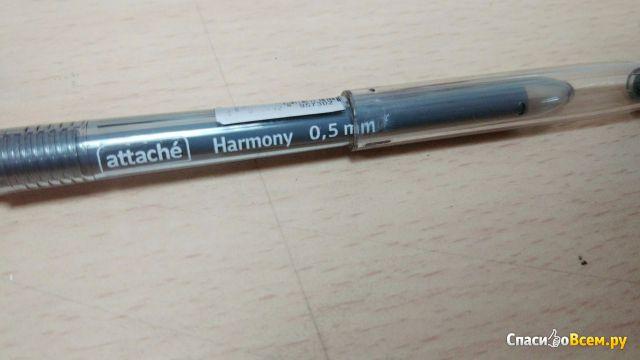 Ручка гелевая Attache Harmony фото