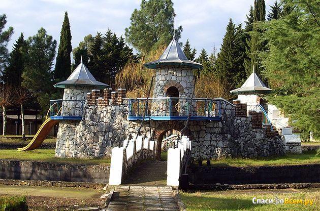 """Дом отдыха """"Псоу"""" (Абхазия, Гагры) фото"""