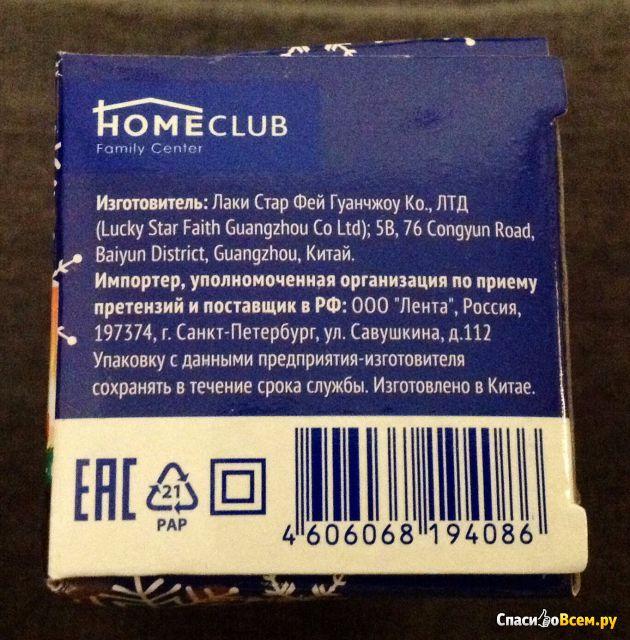 Электрогирлянда Home Club с микролампами, арт. LK6021 фото