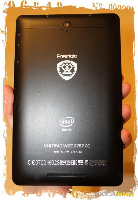 Планшетный компьютер Prestigio MultiPad Wize 3757 фото