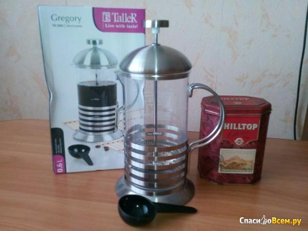 Заварочный чайник TalleR TR-2303 фото