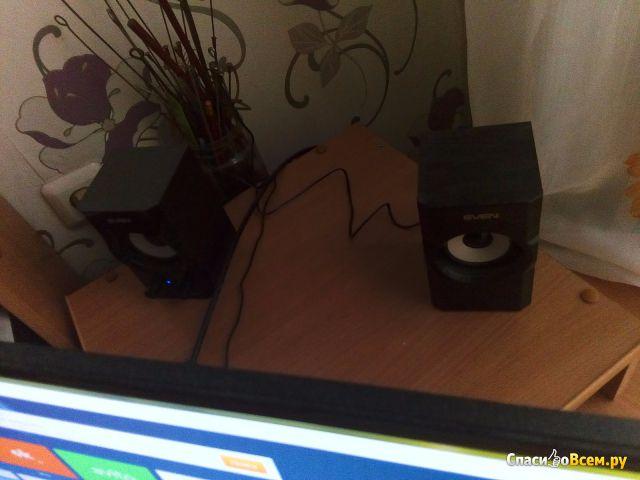 Мультимедийная акустическая система Sven SPS-605 фото