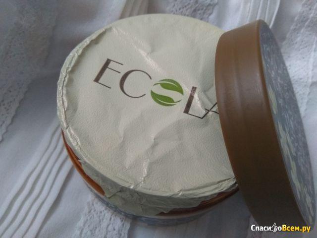 """Витаминный скраб для тела Ecolab """"Тонус и молодость кожи"""" фото"""
