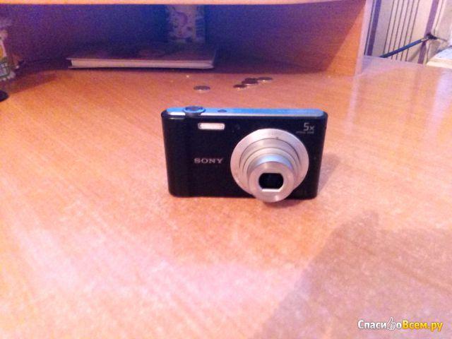 Цифровой фотоаппарат Sony Cyber-shot DSC-W800 фото