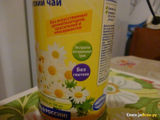 """Детский чай Bebivita """"Ромашка"""" фото"""