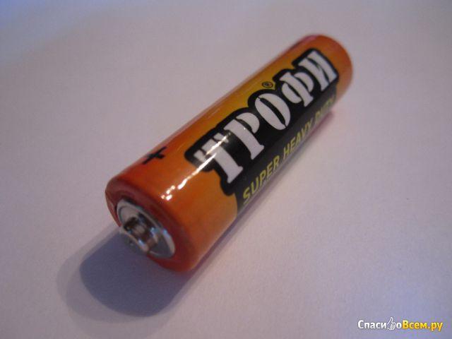 "Соляные батарейки ""Трофи"" Super Heavy Duty фото"
