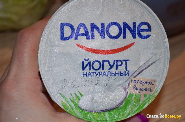 Не сладкий йогурт для салатов