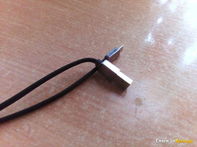 Кабель USB - micro USB Remax Speed Chanell для HTC/Samsung фото