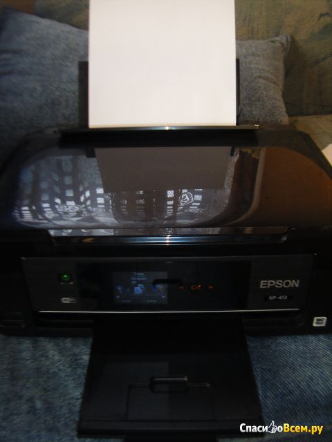 МФУ Epson Expression Home XP-413 фото