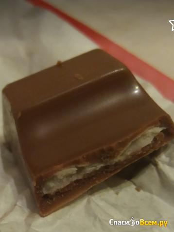 Шоколад Kinder chocolate maxi фото