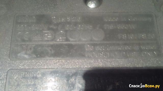 Пароварка Braun MultiGourmet Type 3216 фото