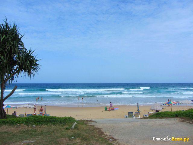 Пляж Karon (Пхукет, Таиланд) фото