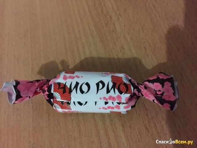 """Пралиновые конфеты """"Чио рио"""""""