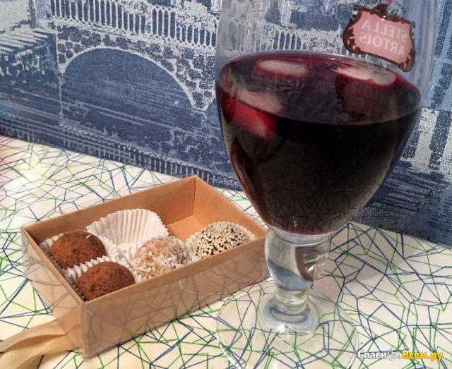 Вино красное сухое Sangiovese Puglia Solano фото
