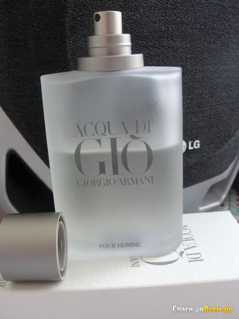Мужская туалетная вода Giorgio Armani Acqua Di Gio фото