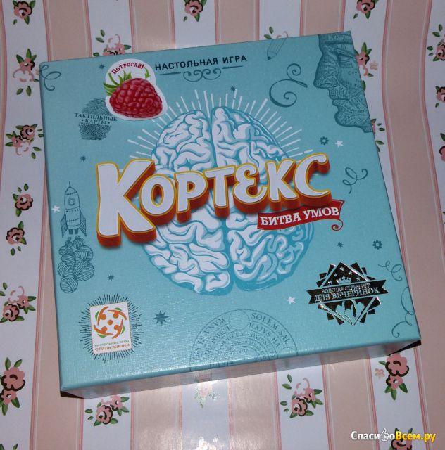 """Настольная игра """"Кортекс"""" фото"""