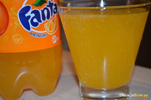 Газированный напиток Fanta Апельсин