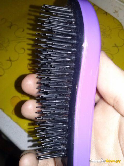 Расческа Magic Detangling Handle Tangle Shower Hair Brush Comb Salon Styling Tamer Tool