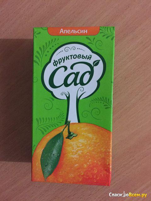 """Нектар """"Фруктовый сад"""" апельсин"""