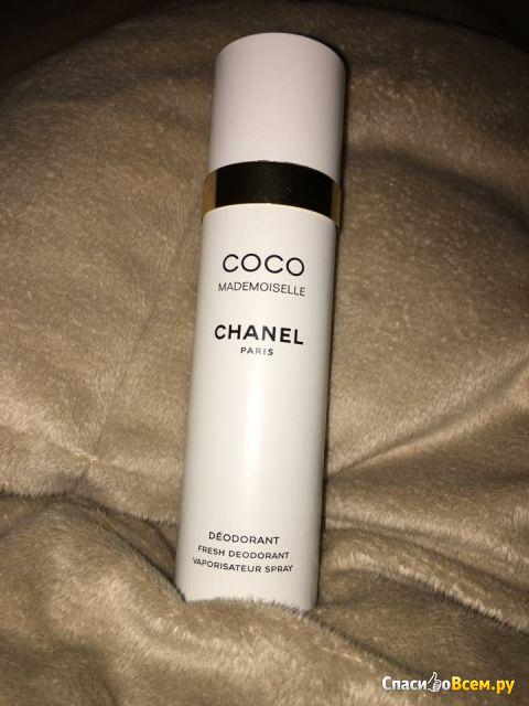 Дезодорант-спрей Coco Mademoiselle Chanel фото