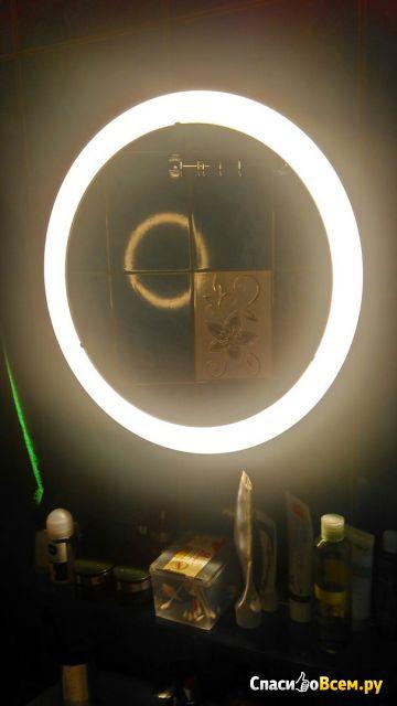 Зеркало с подсветкой IKEA Сторйорм фото
