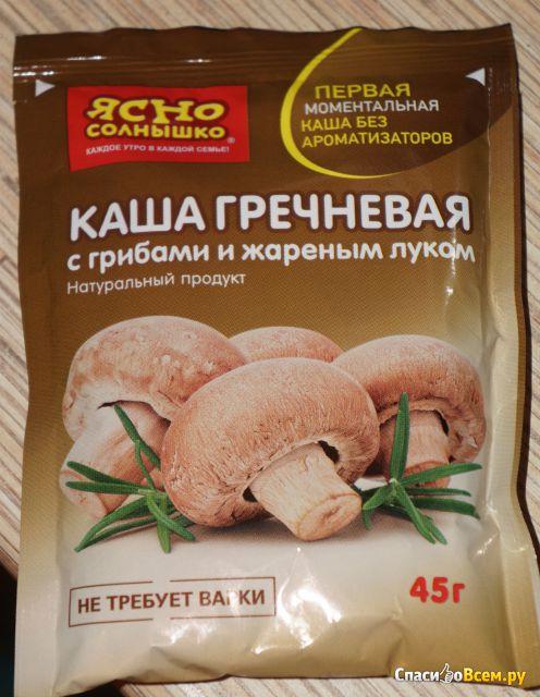 Гречка с грибами рецепт с фото пошагово